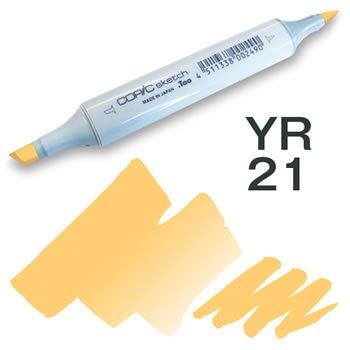 Copic Sketch Marker Yr21 Cream Yr21 Cream