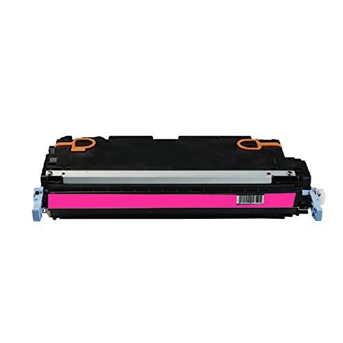 JunbosiFür HP Color Laserjet 3600-kompatible Tonerpatronen Laserjet 3600 / 3600DN / 3600N / 3800 / 3800DN / 3800DTN / CP3-Drucker, kompatibel mit Tonerpatronen, 4 Farben optional,Rot -