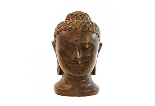 Statue tête de Bouddha 70 cm