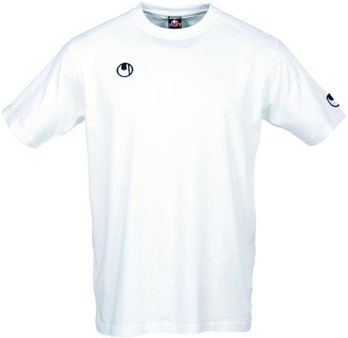 uhlsport T-Shirt Weiß