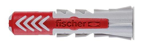 Fischer 555010 Taco DUOPOWER 10x50 (Envase de 50 ud.), 10 x 50