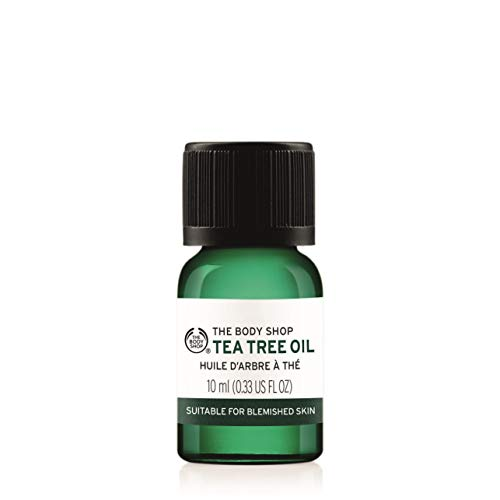 The Body Shop Tea Tree Oil, 0.34 Fluid Ounce by The Body Shop