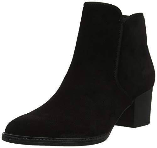 Gabor Shoes Damen Comfort Sport Stiefeletten, Schwarz (Micro) 87, 39 EU