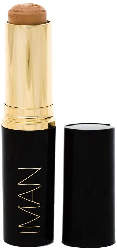 Iman Cosmetics Stick Foundation Sand #3 -