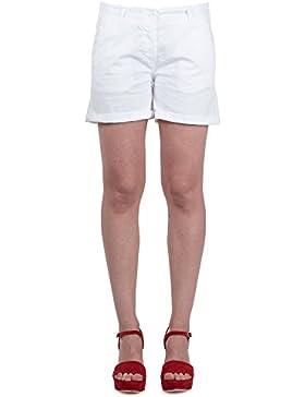 La Femme Blanche Shorts donna P428A SHORTS BIA colore Bianco