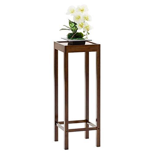 SCJ Veranda-Blumen-Stand-Multifunktionsausstellungsstand im Balkon-Bücherschrank-Speicher-Haltewinkel Innen- und im Freienblumentopf-Gestell-Möbel-Dekoration -