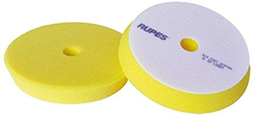 Rupes Big Foot Polijst Foampad Geel/Fine 6/7 inch #9.BF180M