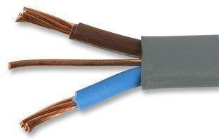 1 METER 10.0MM TWIN & EARTH CABLE FOR COOKER OR SHOWER