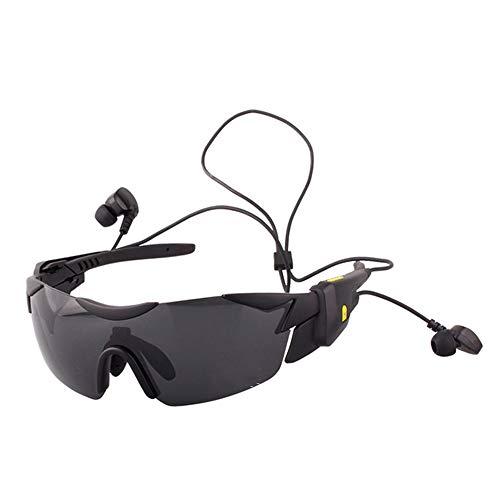 KJDFN Bluetooth Smart Sportbrillen V4.1 Männer Und Frauen Outdoor-Multifunktions Polarisierte Sonnenbrille Fahrrad-Schutzbrille Trend