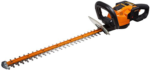 Worx Tagliasiepi WG268E, 0 W, Black, Orange, 40v