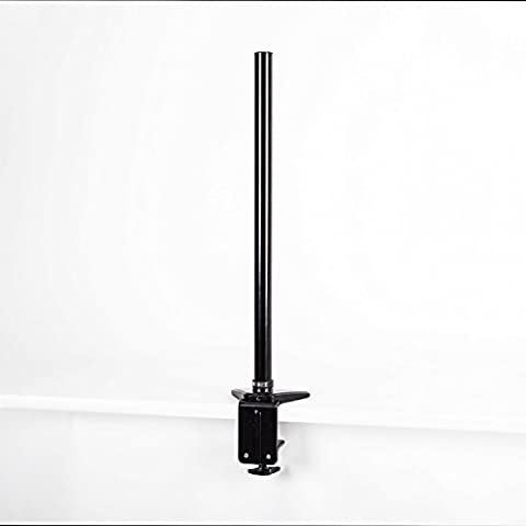 Duronic DM45 / 55 Pole6 – Poste extra largo de 60cm para nuestra gama de soportes DM45 / 55