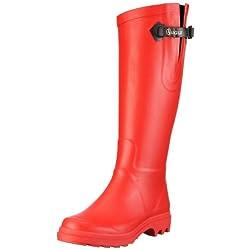 aigle  aiglentine coquelicot rubber boots womens - 31IGzc7ajaL - Aigle  Aiglentine coquelicot Rubber Boots Womens