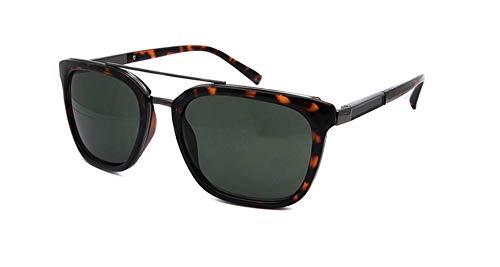 LKVNHP Acetat Damen Platz Sonnenbrille Frauen Italien Designer Sonnenbrille Für Weibliche Pilot Brille Uv400 Shades Eyewear schildkröteGrün