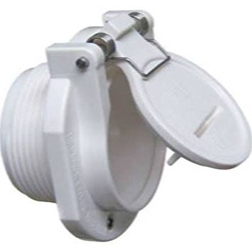 Pool Vacuum Vac Lock Safety Wall Fitting for Suction Pool Cleaner Replaces Hayward W400BWHP & Pentair