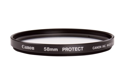 Canon Filter, Protect Filter 58mm (Canon 58mm Filter)