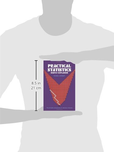 Practical Statistics Simply Explained (Dover Books on Mathematics)