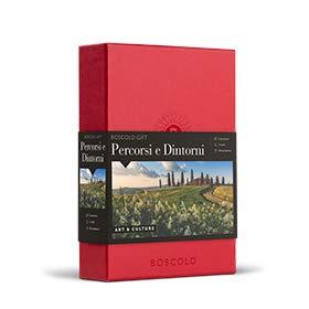 Boscolo Gift - Percorsi e Dintorni. Cofanetti viaggio e week end regalo per soggiorno in Italia.