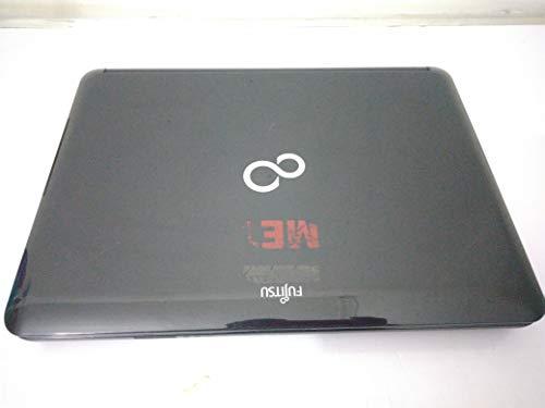 (Renewed) FUJISTU Lifebook Laptop (core i3 350M/4GB/500GB/14″), Black