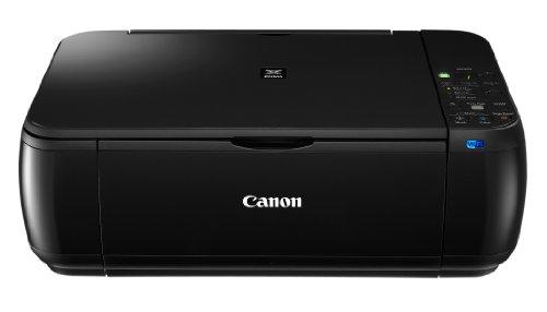 Canon PIXMA MP495 Multifunktionsgerät (Kopierer, Scanner, Drucker mit WLAN, USB) schwarz -