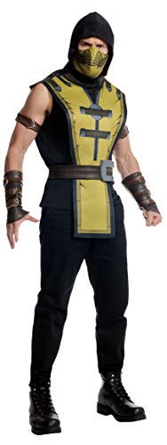 Rubie's Kostüm Scorpion Mortal Kombat X-Men