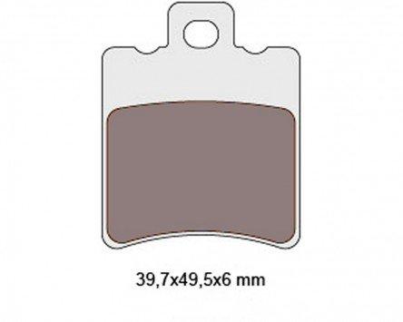 Standard Bremsbel/äge S10 Bio