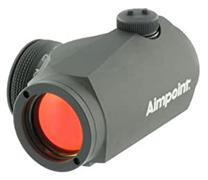 aimpoint Micro T-1(4moa) Red Dot Sight mit ohne Passepartout von aimpoint