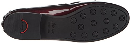 Sioux Loja, Mocassins (loafers) Femme ROUGE (magenta)