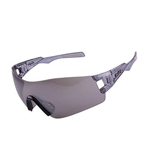 Retro Vintage Sonnenbrille, für Frauen und Männer Übergroße polarisierte Sport Sonnenbrille männer Frauen tac objektiv for Radfahren Baseball Laufen Angeln Golf Klettern gläser (Farbe : Schwarz) Tac Gläsern