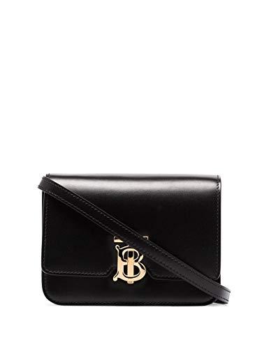 BURBERRY Luxury Fashion Damen 8016798 Schwarz Schultertasche | Herbst Winter 19 -