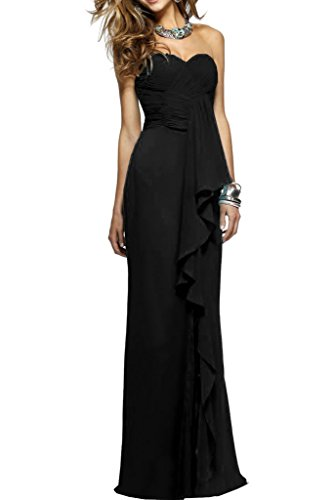 Ivydressing -  Vestito  - linea ad a - Donna Nero