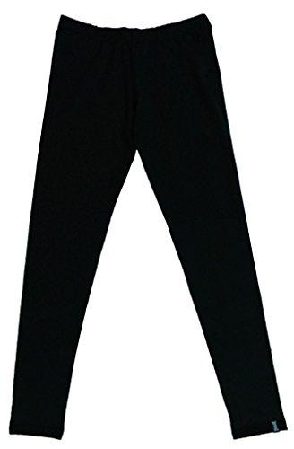 Everlast Pantalon 22W628j60fouseaux Femme Jersey Stretch Basic noir (Bleck) noir