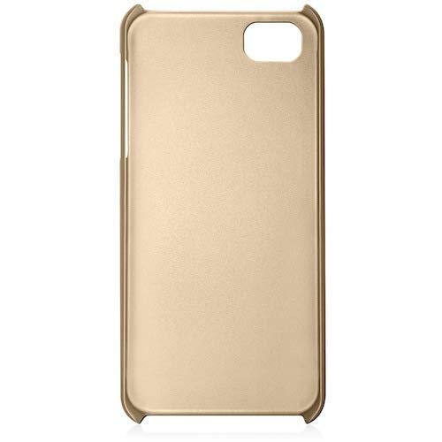 Macally SNAP, Schutzhülle für iPhone SE, 5/5s, Champagner -