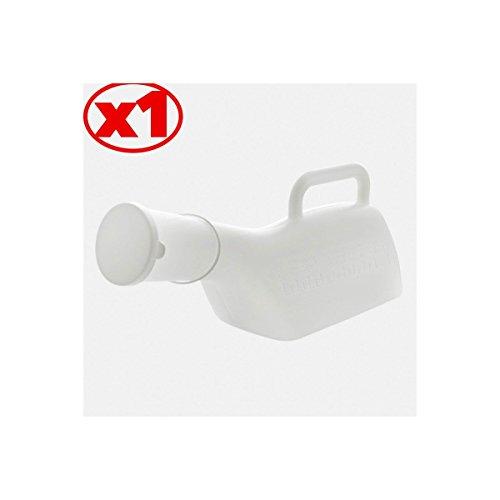 Pistolet Urinal Pour Hommes - à L'unité - Nl-10020 - By Antigua Health Care
