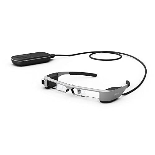 31IHgHoKWaL. SS500  - Epson Moverio BT-300 - Augmented Reality Glasses with an OLED Display