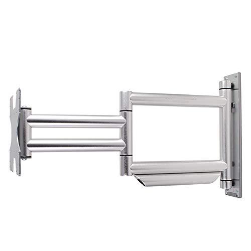 Xue TV Stand Mobile TV Cart, Für 42-55 Zoll LED LCD Plasma Plasma Flat Panels Swivel Stretch Curved Display Und Flat Display Home Bedroom Klassenzimmer Treffpunkt Raum Video-Call -