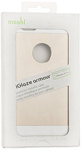 Moshi - 99MO080251 - iGlaze Armour - Coque de protection pour iPhone 6 Plus - Gold