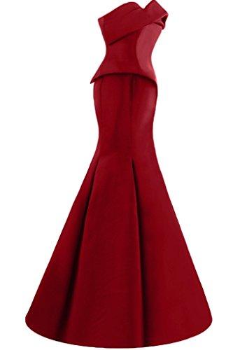 Missdressy - Robe - Sirène - Femme Rouge
