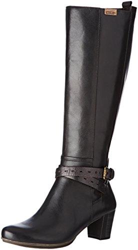 PikolinosSegovia W1J I16 - Stivali Donna , Nero (Black (nero)), 36