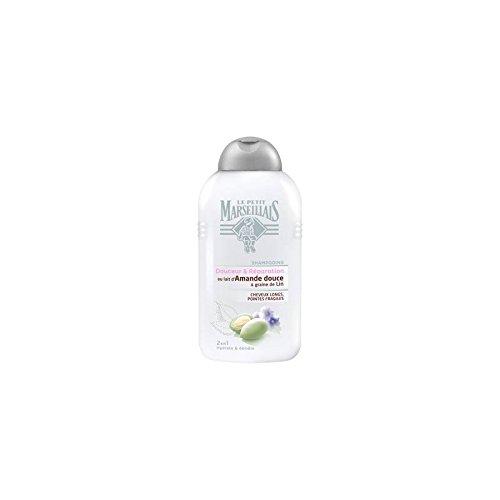 LE PETIT MARSEILLAIS - Shampoing Amande douce et lin