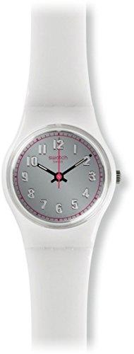 Swatch Montre bracelet Mixte à Quartz Analogique Plastique lm139