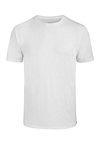 Jockey Microfiber T-Shirt Doppelpack White