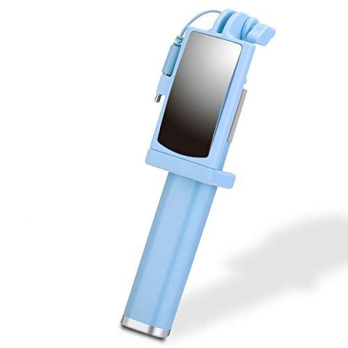 XUEQQ Zubehör Mini-Spiegel Handy Selfie-Stick Mobiltelefon-Fernbedienung Klappspiegel-Version Selbstauslöse - Taos Spiegel