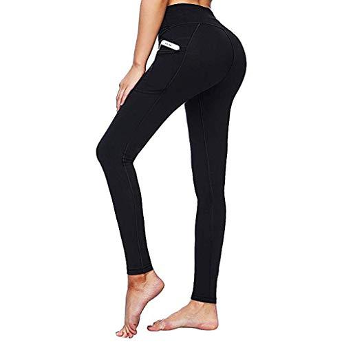 8cbabb666 Yogogo Tummy Control Legging d'été Slim Fit Pantalon de yoga Pantalon de  yoga Pantalon de yoga Taille Haute Crayon Sexy Imprimé 3/4 Élastique Gym ...