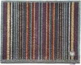 Hug Rug Slate Stripe Designer 13 Fußmatte, waschbar, 65 x 85 cm