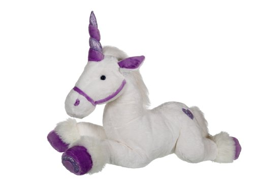 Gipsy-070096--Soft-Toy--Unicorn--80-cm--violet