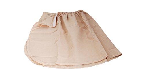 Preisvergleich Produktbild Kilt für Banja Russische oder Sauna – 60 cm – Rosa – Einheitsgröße – Klett
