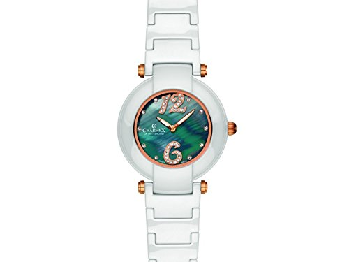 Charmex Reloj con movimiento cuarzo suizo Woman Dynasty 35 mm