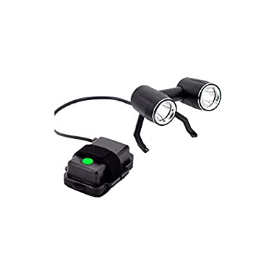 Meijunter Night-Shot Directive Guide LED Search Headlamp Light for DJI Inspire 1/2 Drone