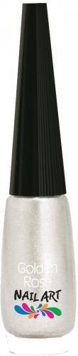 GOLDEN ROSE - Vernis Ongles Nail art 114