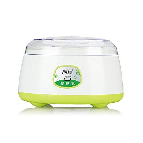 Yslina Kitchen Supplies Rice Wine Machine Neue Haushalts-Joghurt-Maschine Edelstahl-Behälter-Mini Fermentation Maschine Reis Wein Natto-Maschine (Grün) (Farbe : Green)